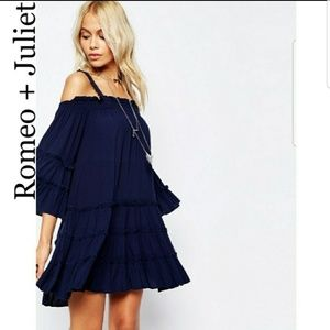 🌺Romeo and Juliet Tiered Dress